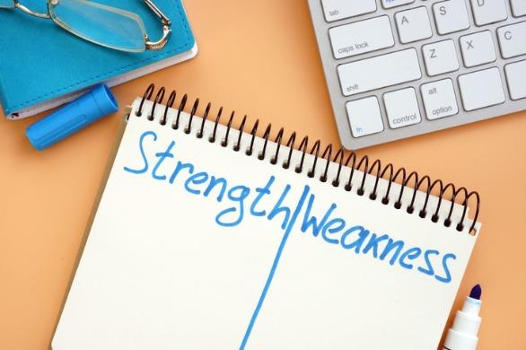 MBA strengths and weaknesses